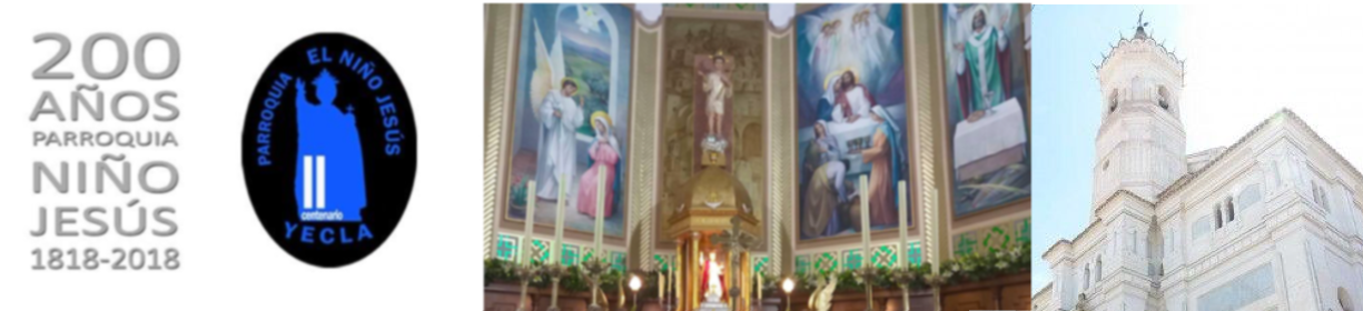 Parroquia del Niño Jesús. Yecla